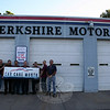 Jim Marcucilli and the staff at Berkshire Motors in Sandy Hook would like to remind residents that October is Fall Car Care Month. According to The Car Care Council, now is a good time for all drivers to check their vehicle's maintenance needs. This includes heating, wipers, and lights; tires and brakes; gas, oil, and filters; the battery and its charging system, as well as the heating, cooling, and exhaust systems. It is also a good time to make sure an ice scraper and snow brush are accessible and ready to use, and emergency supplies including jumper cables, a flashlight, blankets, extra clothing, bottled water, nonperishable food, and a first-aid kit including any needed medication are all packed in the vehicle. Ready to help with any of these needs are, from left, Berkshire Motors employees Joe Ranniello, James Blankschen, Elvin Bruno, Nick Cerreta, Jon Byron, Chris Nossal, and Mr Marcucilli, owner of the car care business at 25 Berkshire Road. (Hicks photo)