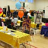 Newtown's 22nd Annual Health & Safety Fair — a free community health showcase and informational event Saturday, October 3, from 9 am to 1 pm, at Newtown Middle School — was well attended, and gave dozens of local health practitioners and representatives from local service agencies and support enterprizes an opportunity to network. (Voket photo)