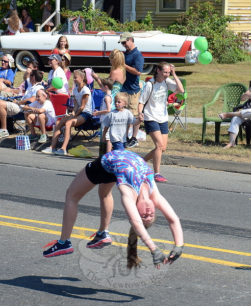 The 2015 Newtown Labor Day Parade was held on Monday, September 7. (Voket photo)