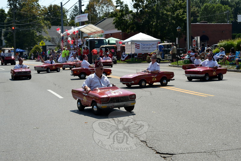 The 2015 Newtown Labor Day Parade was held on Monday, September 7. (Hallabeck photo)
