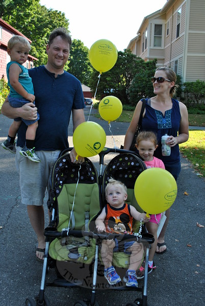 The 2015 Newtown Labor Day Parade was held on Monday, September 7. (Crevier photo)