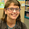 The Newtown Bee: What is the best children's book you have read recently? Elizabeth Lowery: Anything old by Richard Scarry and the Berenstain Bears books for their morals and family to-getherness. (Hallabeck photo)