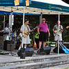The Midlife Crisis played for the opening event of the Sandy Hook Organization for Prosperity (SHOP) 2nd Annual Choose Love Outdoor Concert Series on Saturday, September 19. (Hallabeck photo)