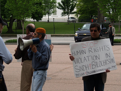 White House Protest 5/06/09