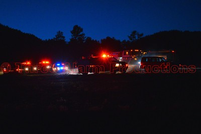 Wildland Fire-Four Mile Fire Protection District-Florissant Colorado