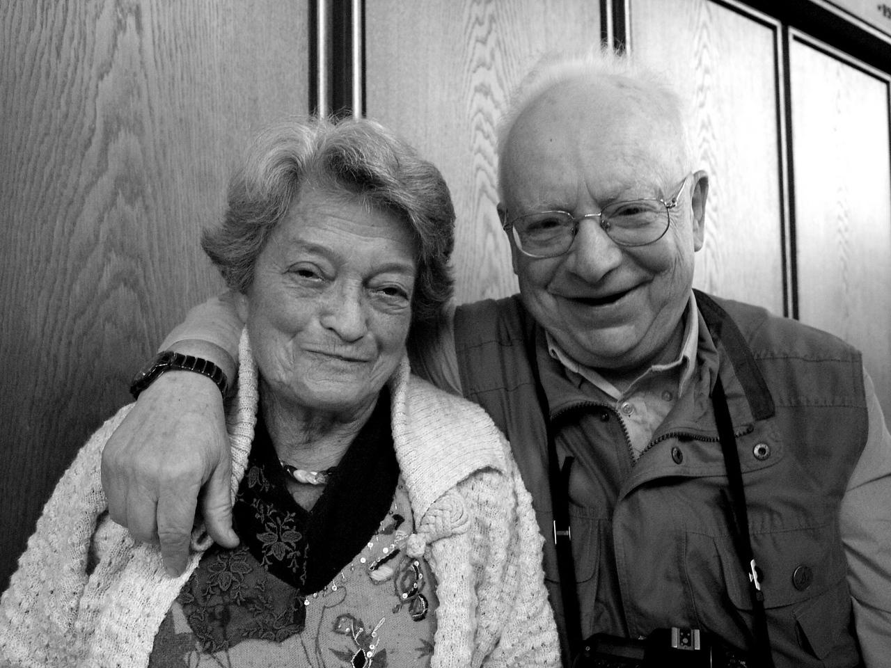 Mr. & Mrs. Sonnenbluck