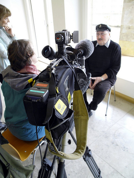 The press were also a presence during the few days. Here a fellow who now lives in LA gives an oral history.