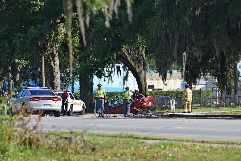 Wreck on 341 Brunswick, Georgia 05-25-15