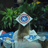 "Many members of the Newtown High School Class of 2013 had decorated their caps for the graduation ceremony.  (Hallabeck photo)<br /> <br /> PLEASE NOTE: Additional photos from this event, which were presented online in a slideshow, can be viewed here:<br />  <a href=""http://photos.newtownbee.com/Journalism/Special-Events/Newtown-High-School-Class-of/30241881_rDjLT8#!i=2603084990&k=22SXVwZ"">http://photos.newtownbee.com/Journalism/Special-Events/Newtown-High-School-Class-of/30241881_rDjLT8#!i=2603084990&k=22SXVwZ</a>"