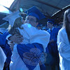 "Members of the Newtown High School Class of 2013 hugged, talked, and reminisced while waiting for commencement exercise to begin.  (Hallabeck photo)<br /> <br /> PLEASE NOTE: Additional photos from this event, which were presented online in a slideshow, can be viewed here:<br />  <a href=""http://photos.newtownbee.com/Journalism/Special-Events/Newtown-High-School-Class-of/30241881_rDjLT8#!i=2603084990&k=22SXVwZ"">http://photos.newtownbee.com/Journalism/Special-Events/Newtown-High-School-Class-of/30241881_rDjLT8#!i=2603084990&k=22SXVwZ</a>"