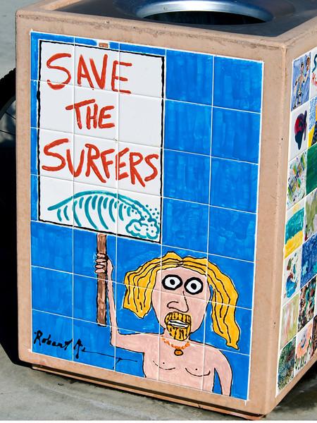 Big Surf at Swami's - Encinitas, CA