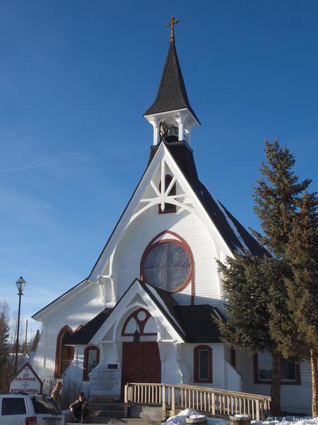 St. George's Episcopal Church, Leadville