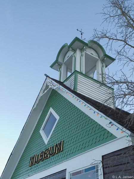 Frisco Historic Park & Museum, Schoolhouse