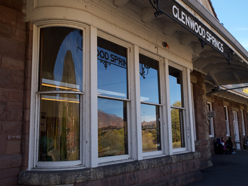 Train Station, Glenwood Springs, Colorado