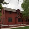 Depot Building (writers' residence), Ucross Foundation