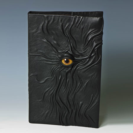 "J-1 Leather ""eye"" journal"