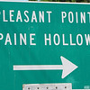 Cape Cod had some strange signage.  Which is it pain or pleasure?