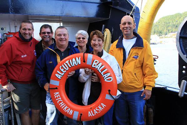 Ketchikan, AK.   Bearing Sea Crab Tour