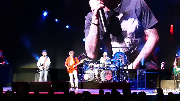 Three videos from the Journey 2016 tour at Ridgefield WA