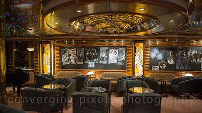 The Explorers Lounge.
