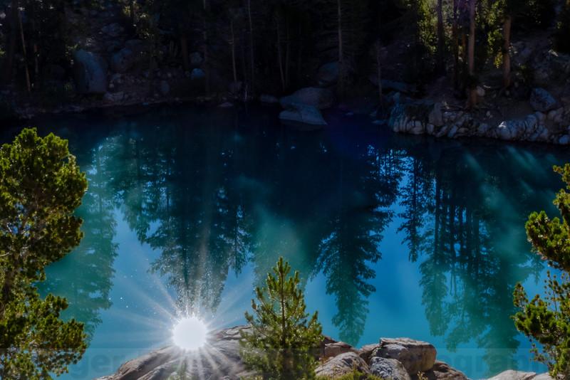 Third Lake Reflection