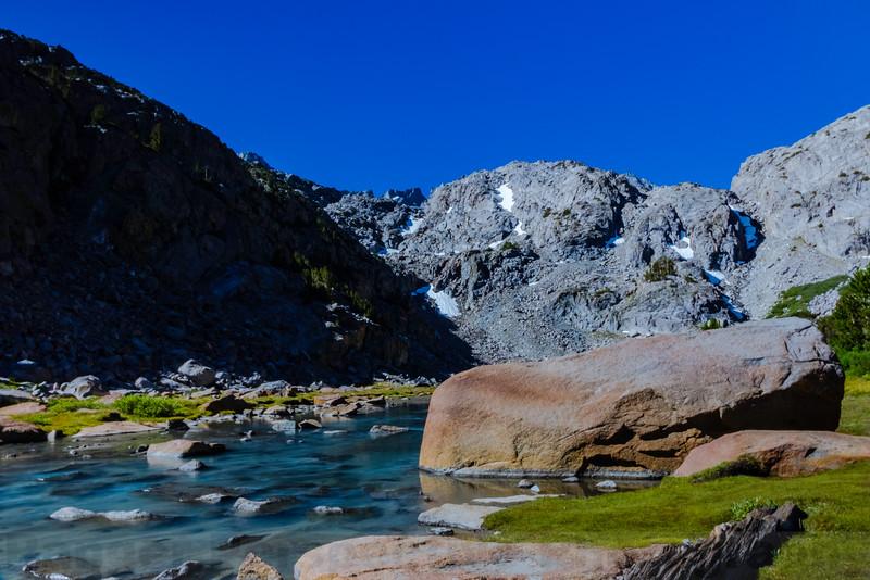 Mountain Scene at Sam Mack Meadow
