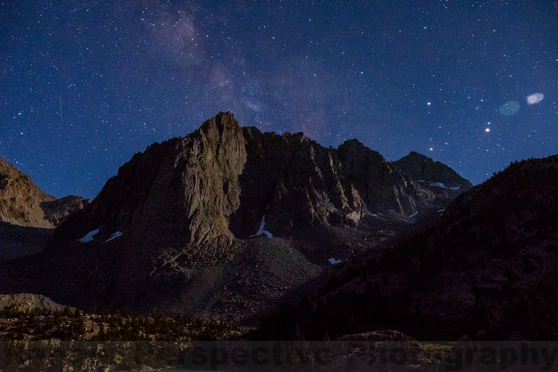 Milky Way and Temple Crag