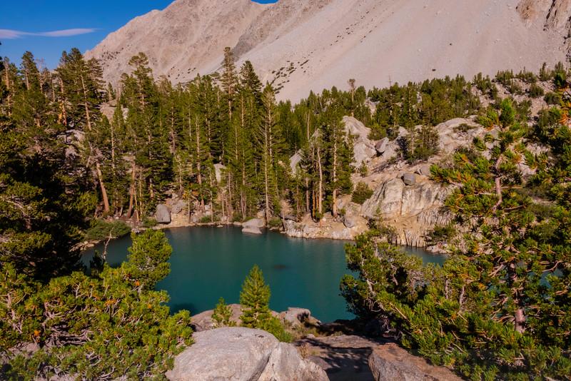 Inlet of Third Lake