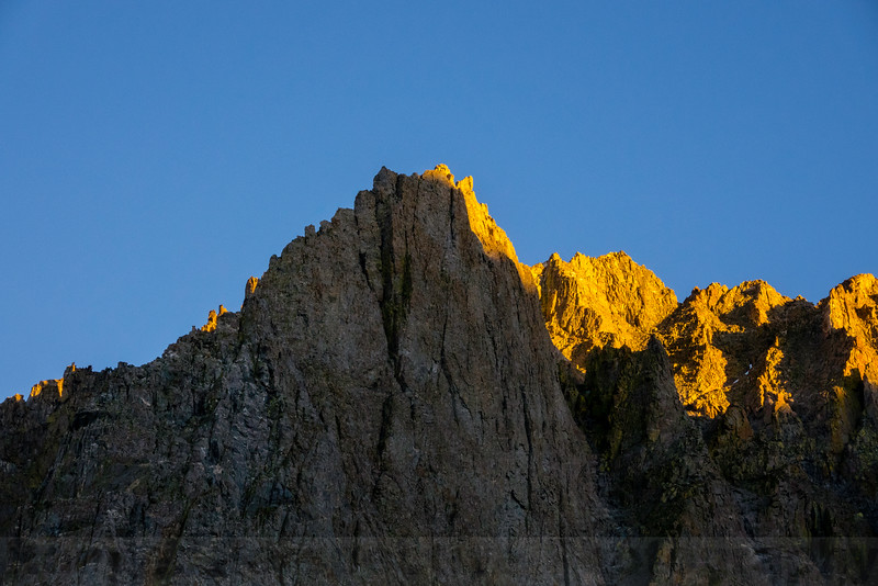 Fading Light on Temple Crag