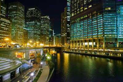 Chicago River Walk Chicago River Chicago IL_7418