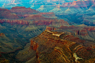 The Grand Canyon from Grandview Overlook AZ_0015