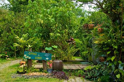 Entrance to the resort - Website http://www.ruanpanalee.com/