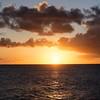 Cupecoy sunset