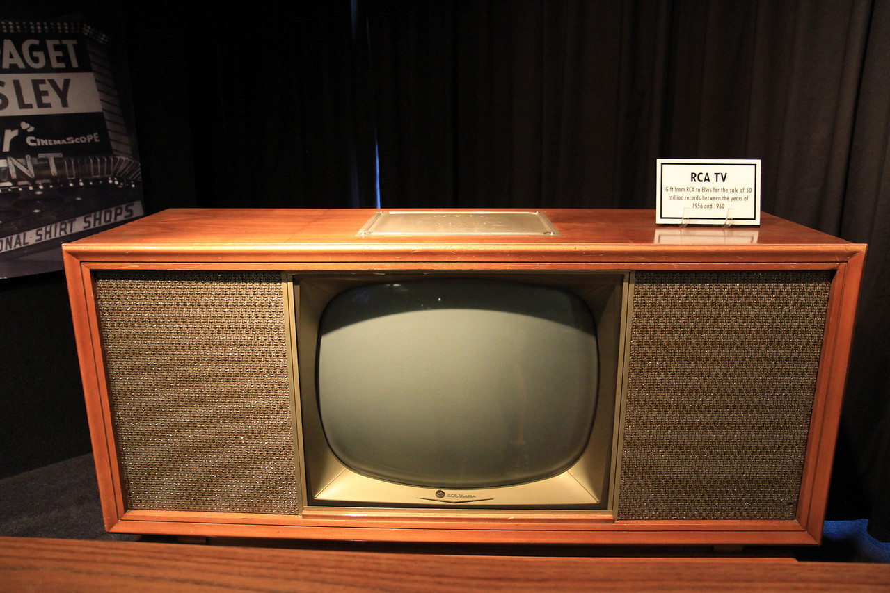 You may want to show your kids and grandkids what TV was like back before computers and flat screens :)  To think we had to view TV in black & white, as there were no color TV's at first.  We have come a long way!