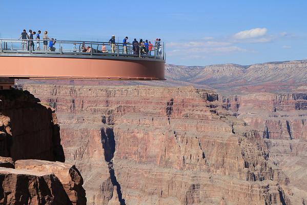 Grand Canyon Skywalk via Maverick Helicopters