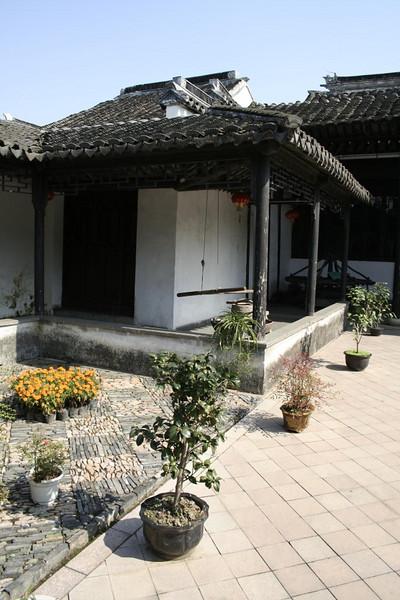 Lu Zhi Ancient City - Nov 2, 2007
