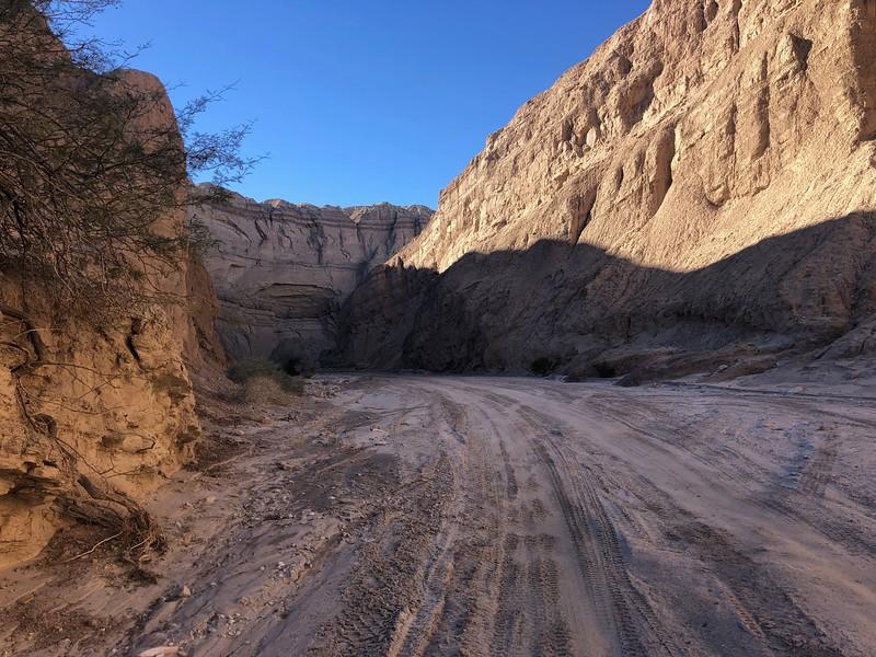 Canyon Sin Nombre