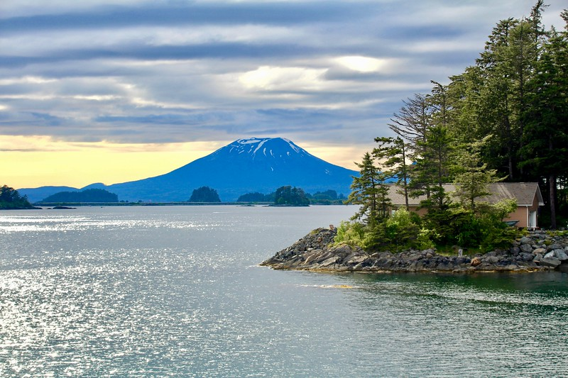 Mount Edgecumbe-jea