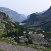 Scat Lakes and Martin Lake