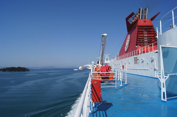 Ferry Ancona-Patras