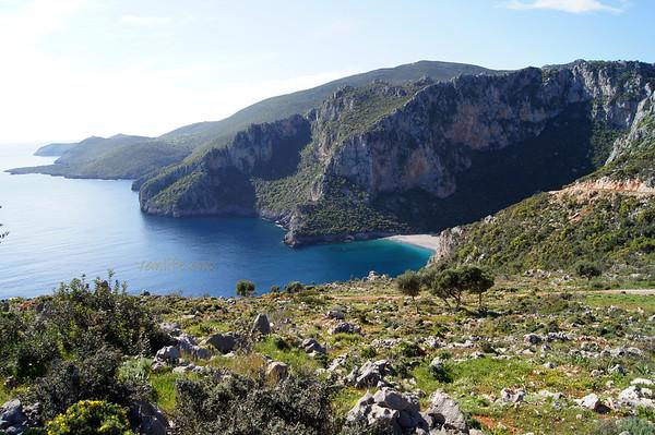 Damos beach