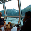 ... *very* early-morning, Seward. View from breakfast in the Windjammer.