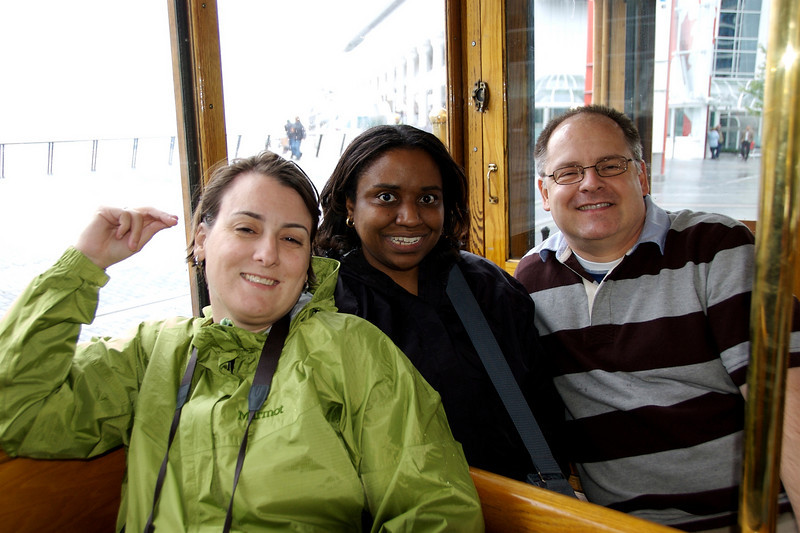 Street car tour of Vancouver