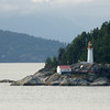 A lighthouse near Vancouver. Lighthouse I