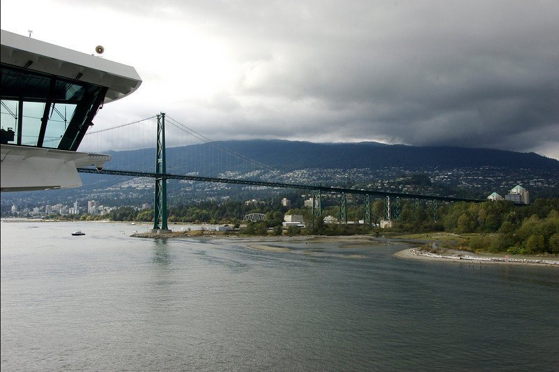 Lions Bridge from a different angle.