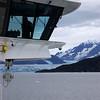 The Hubbard Glacier.