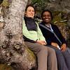 Wilderness Kyra and Wilderness Karen!