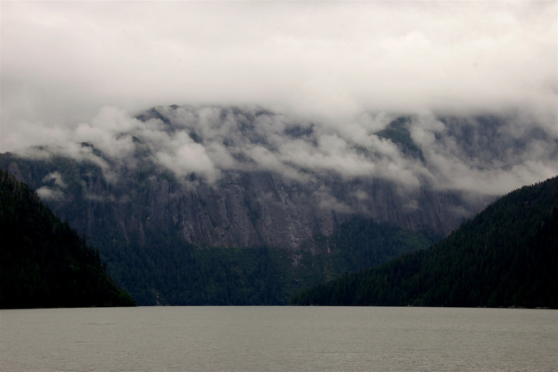 Why, I think, they call it Misty Fjords ...