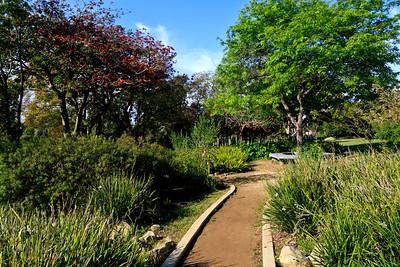Alice Keck Park Memorial Garden