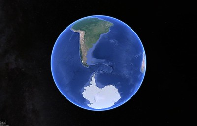 Our travels at the end of 2018 focused on one little corner of the globe, where a continent covers the South Pole.